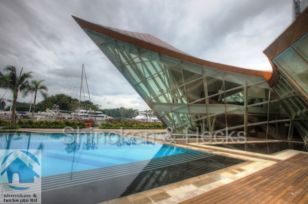 Reflections at Keppels Bay | Shinoken & Hecks Pte Ltd