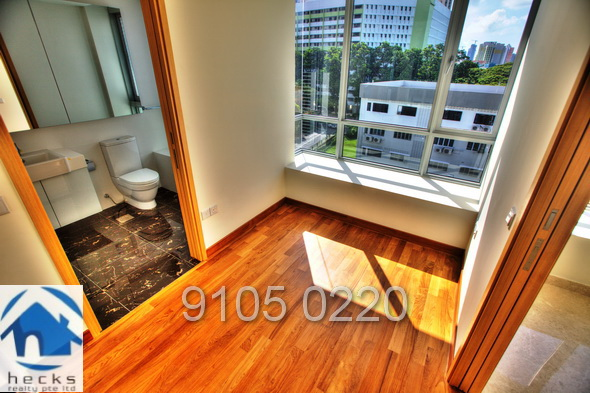 Penthouse 2 Bedroom rental KK Hospital