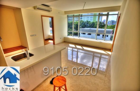 Penthouse 2 Bedroom rental KK Hospital