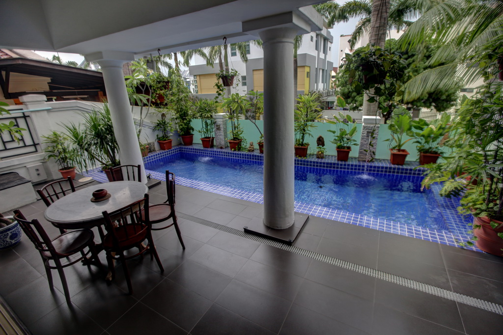 Park Villas Rise Corner Terrace