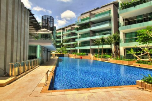 Orange Grove Residences Luxury Condominium For sale