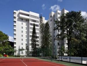 Nassim Regency rental condo near Singapore Botanic Gardens