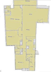 Clementi Park Floorplan 3 bedroom