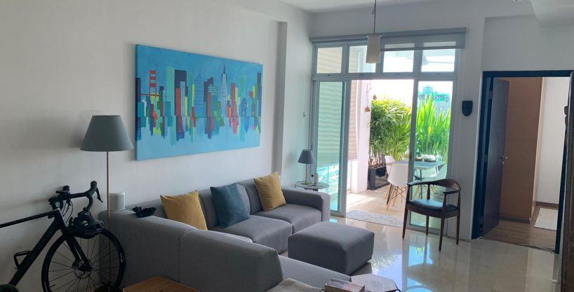 Aspen Loft Joo Chiat Penthouse for Sale