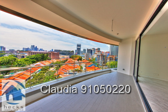 111 Emerald Hill, Exclusive Condo, 4 bed, rent