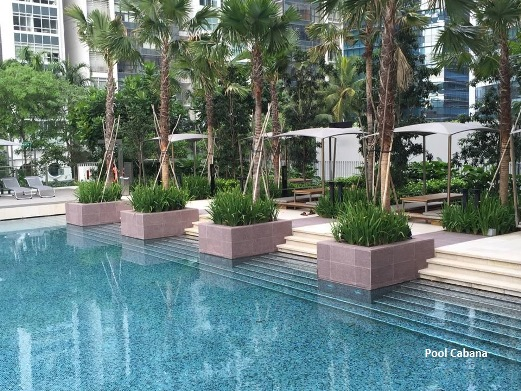 Altez Tanjong Pagar Apartment Rental 1, 2 3 bedroom