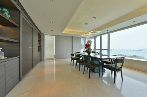 Silversea Penthouse at Singapores East Coast for Rent