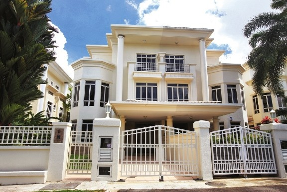 The Greenwod House for rent, Bukit Timah, Dunearn, Hill Crest