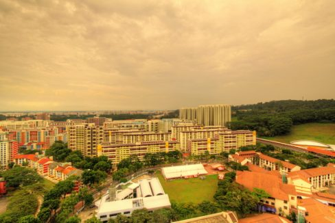 Madeira Bukit Batok High Floor Condo rental