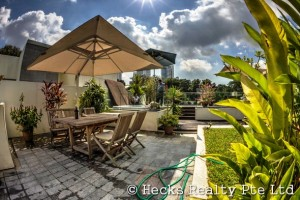 Beaufort on Nassim Penthouse for rent