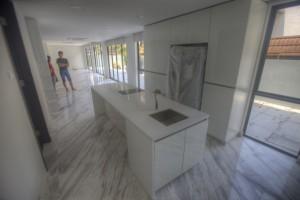 semi detached house, sixth ave, 6000 sqft, pool