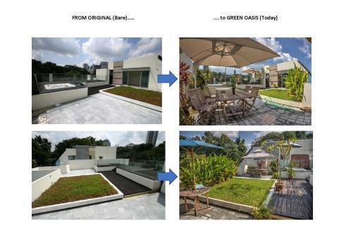 Freehold Duplex Penthouse Sale Nassim