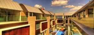 Cluster House rental