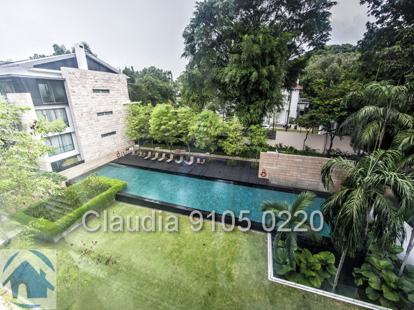 Ladyhill Exclusive Condo for Rent 4 bed