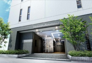Tokyo Nihonbashi Apartment Sale Harmony RTesidence