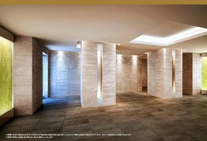 Tokyo East Core Apartment for Sale - Lobby
