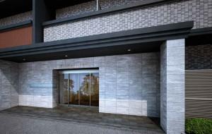 Tokyo East Core Apartment for Sale Entrance
