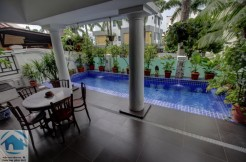 Park Villas Rise Corner Terrace House with Pool for Rent