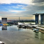 Sail Marina Bay Singapore View