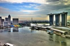 Sail Marina Bay Singapore View