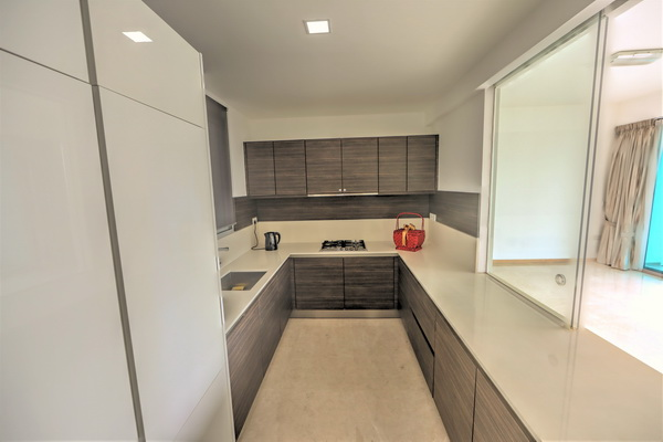 Kitchen Martin Place Residences rent (12)
