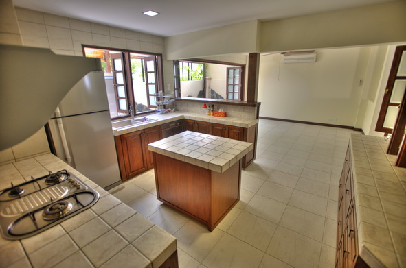 Sunset Way terrace Semi D House for Rent (6)