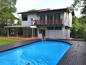 Sunset Way Bungalow for Rent with Pool