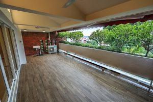 Island View Condo renovated