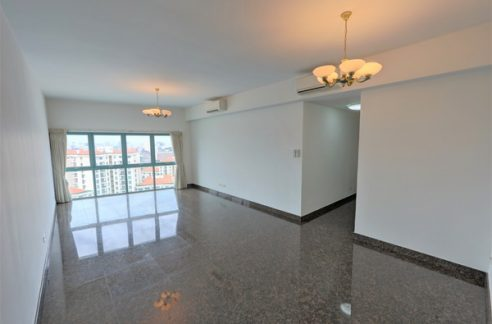 Oleanas Residences 4 Bedroom High Floor Rent