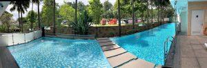 Parc Mackenzie Pool