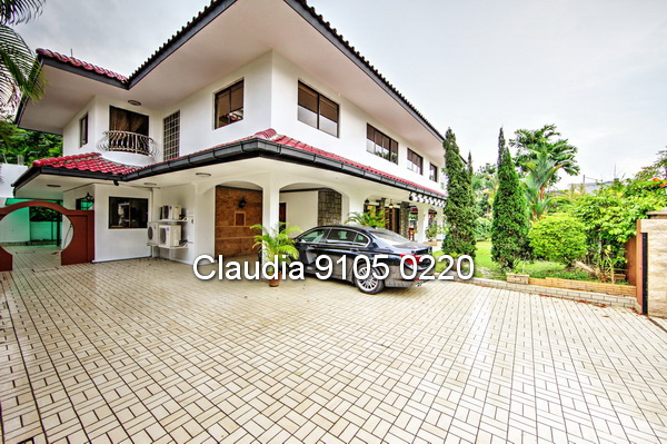 Bungalow 7 Bedroom for Rent off Jurong Kechil