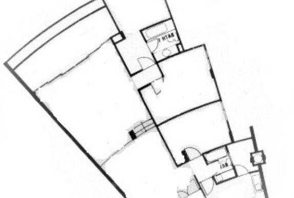 Floorplan Clementi park 3 bedroom