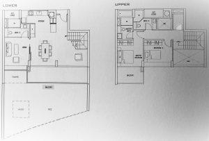 Floorplan Suites at Orchard