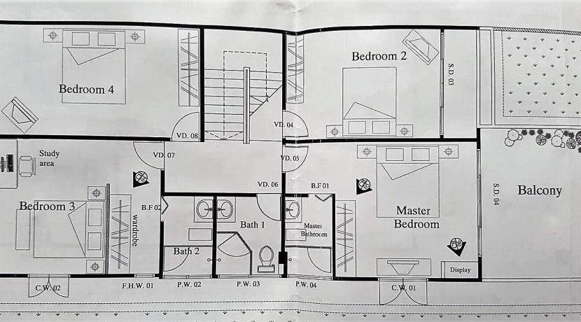 2 Meng Suan Floorplan