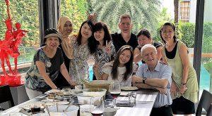 Team Lunch Hari Raya Shinoken & Hecks
