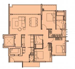 Floorplan Glyndebourne